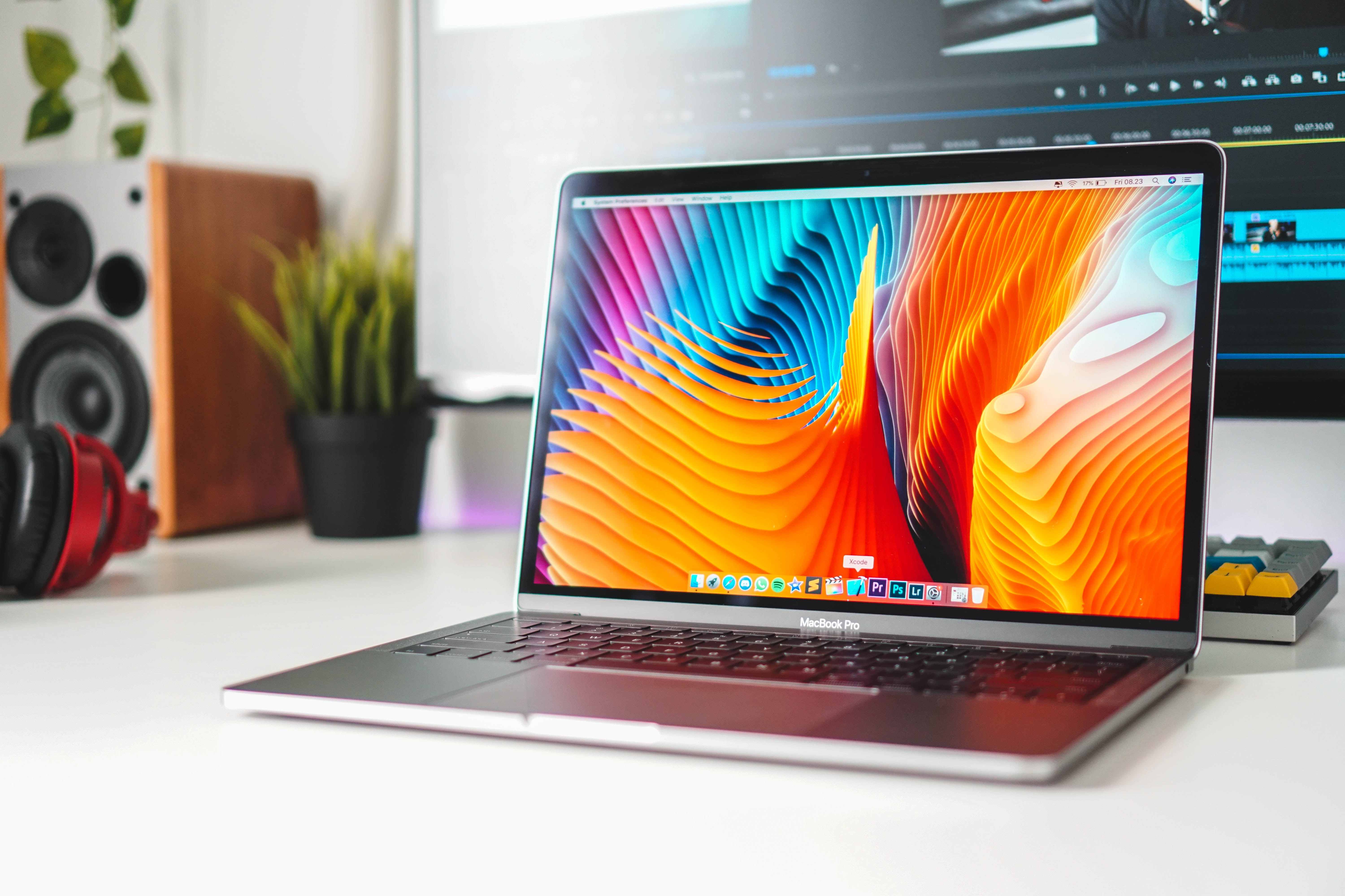What's the first thing you need to configure on new Mac