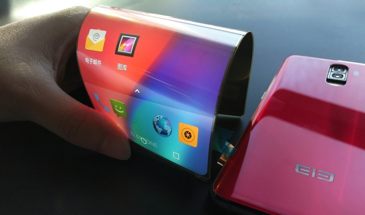 What is a flexible smartphones and what can we expect from them in the future