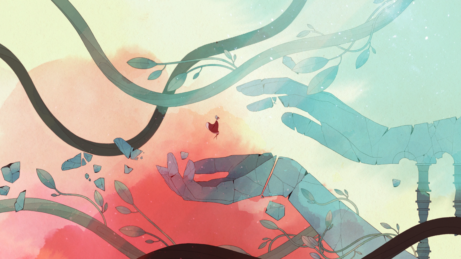 "Awesome platformer ""Gris"" will be released for macOS in December"