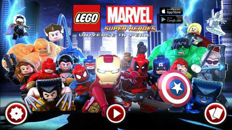 Best LEGO game for iOS, ported from consoles