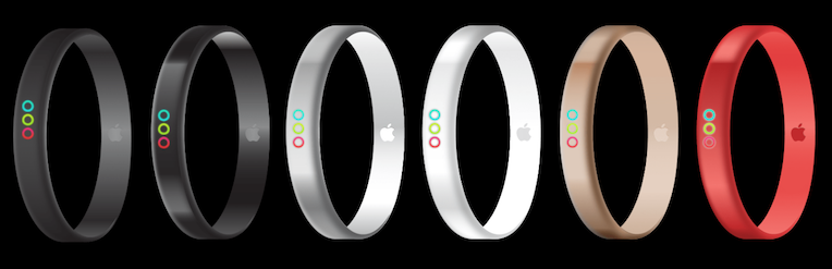 Why Apple needs to release its fitness bracelet. It's time to make the Xiaomi Mi Band 3 and Band 4 Honor