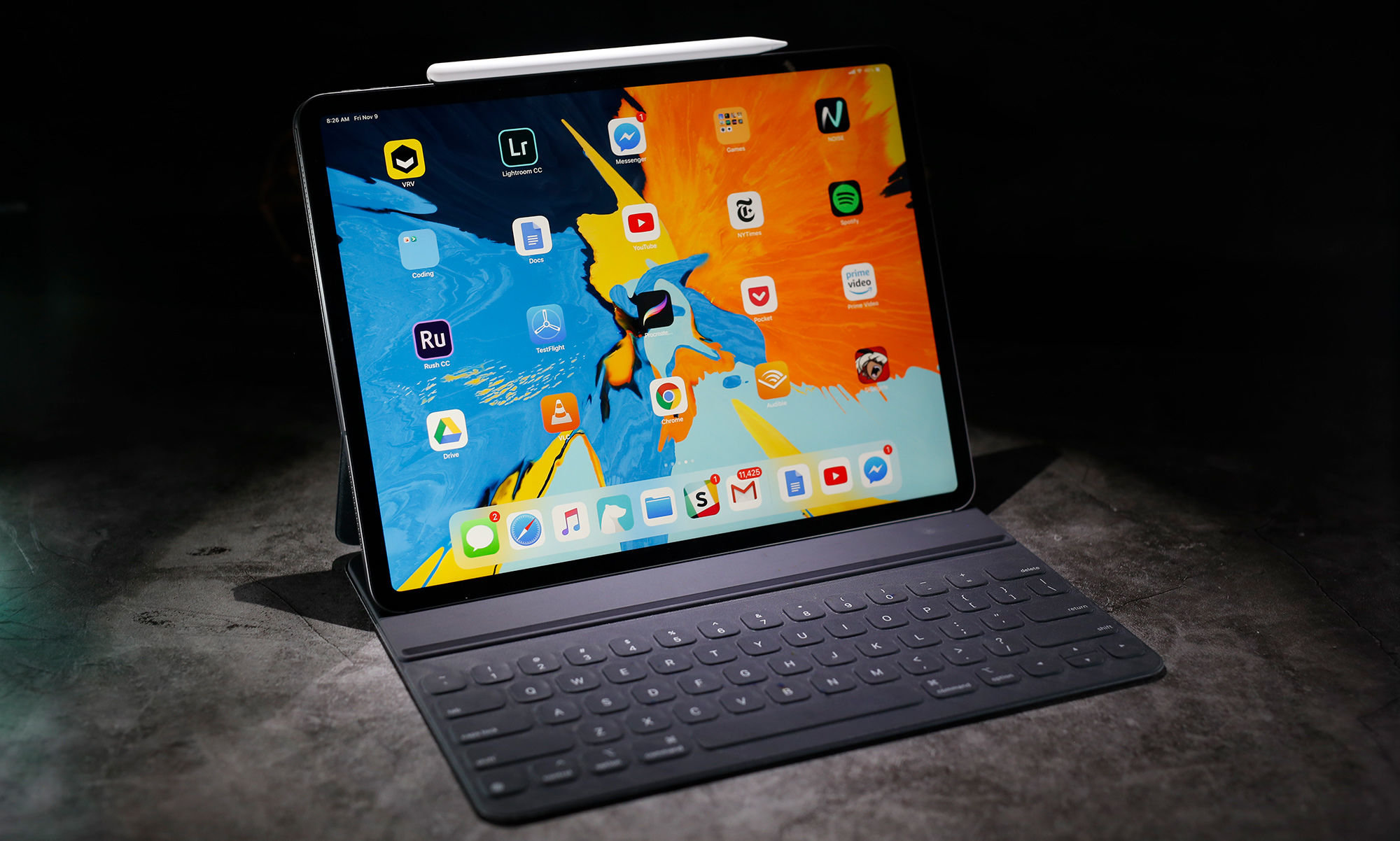 Revealed all the specifications iPad Pro 2018
