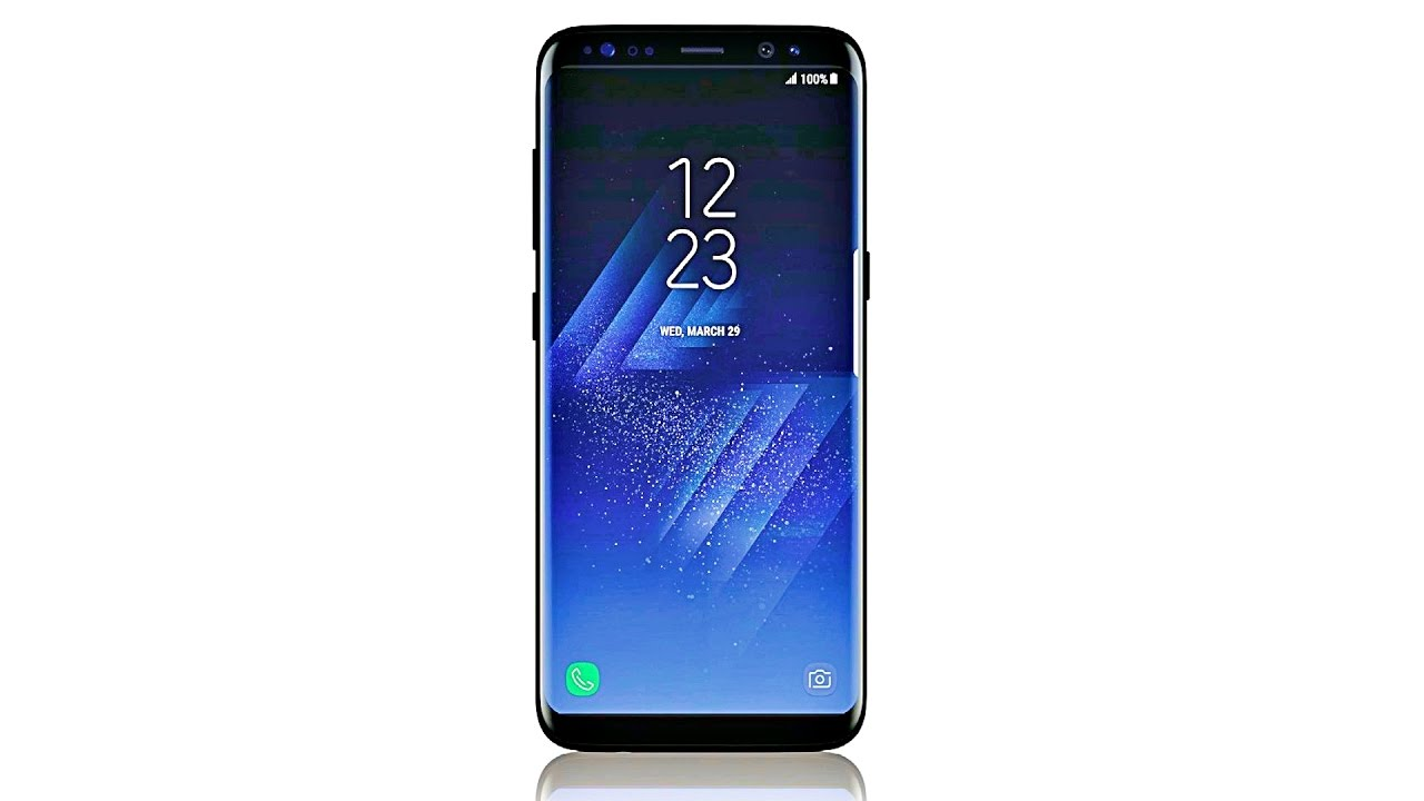 Insiders has posted the first photo of the future display Samsung Galaxy S10 with the new neck