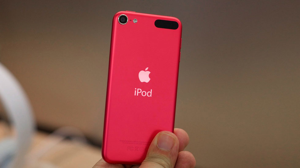 Leak of the day: first pictures of the iPod Touch, the seventh generation
