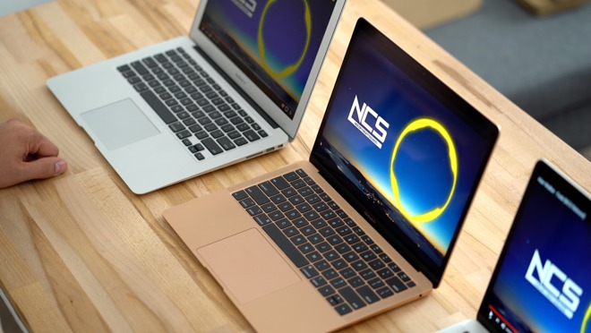 MacBook Air vs MacBook Pro 2018 2017: full comparison