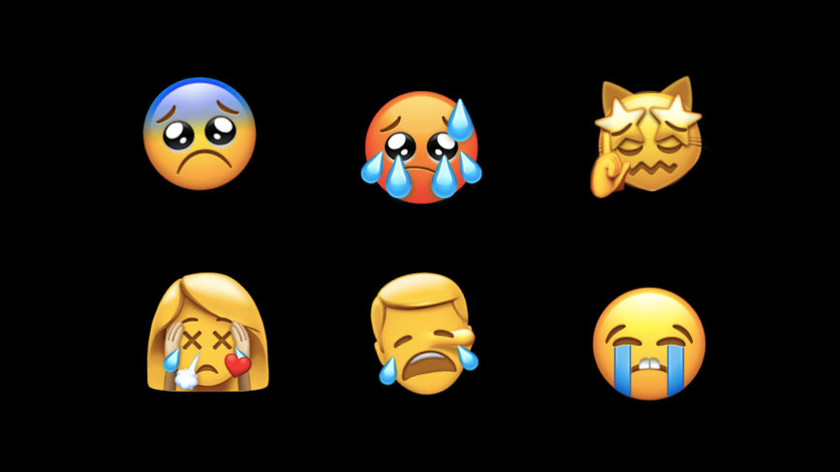 No words, some emotions: Ready Mag presented a collection of funeral Emoji