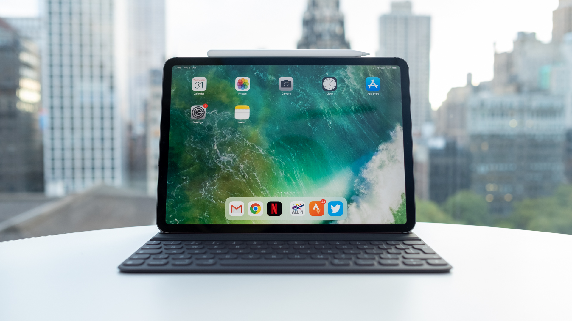 Phil Schiller talked about the A12X chip in the new iPad Pro