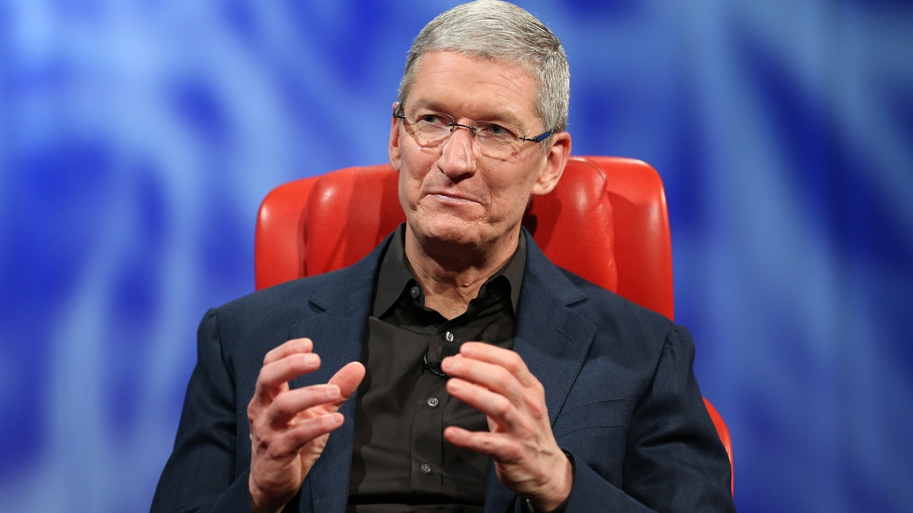 Tim cook will receive the award of the League for combating hate