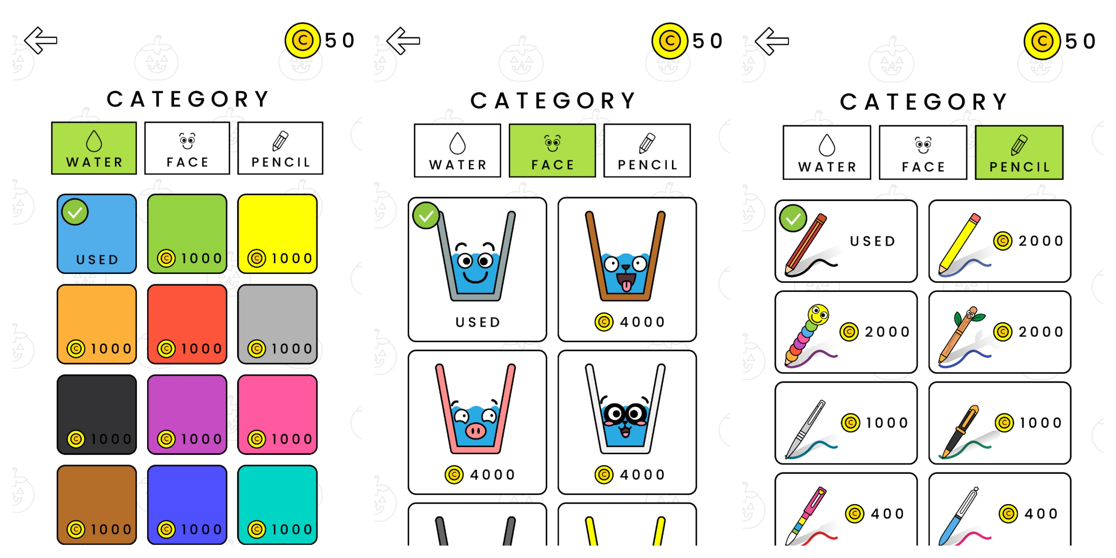 Happy Glass: a great game for development of logic