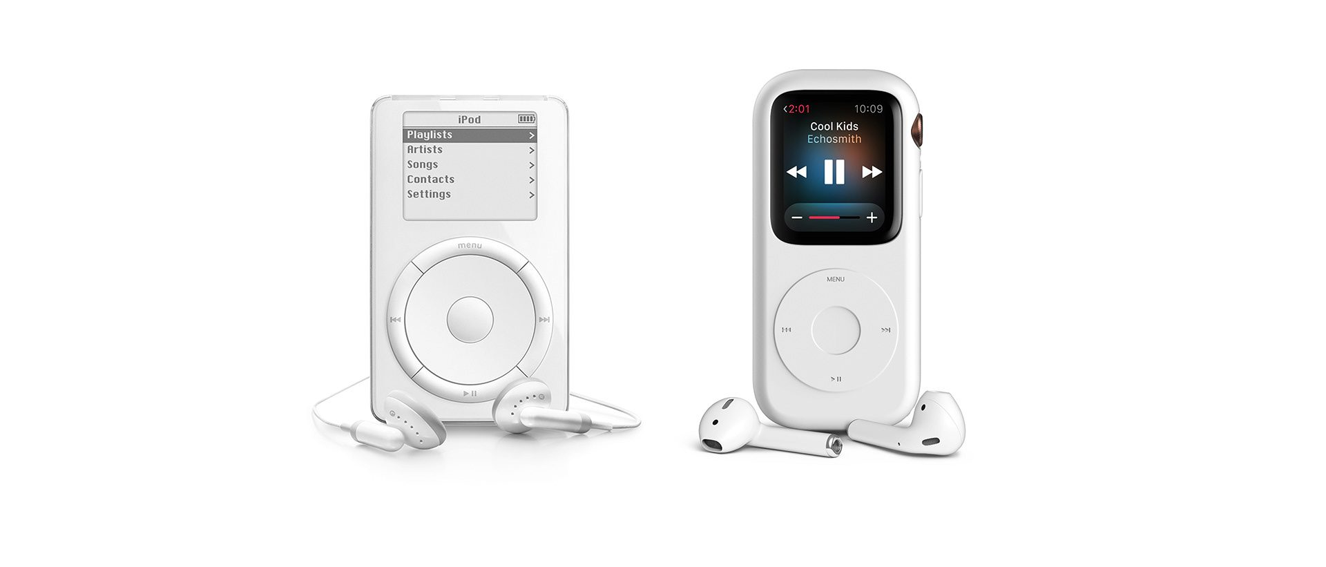 Concept: a case that would make the iWatch the iPod from zero