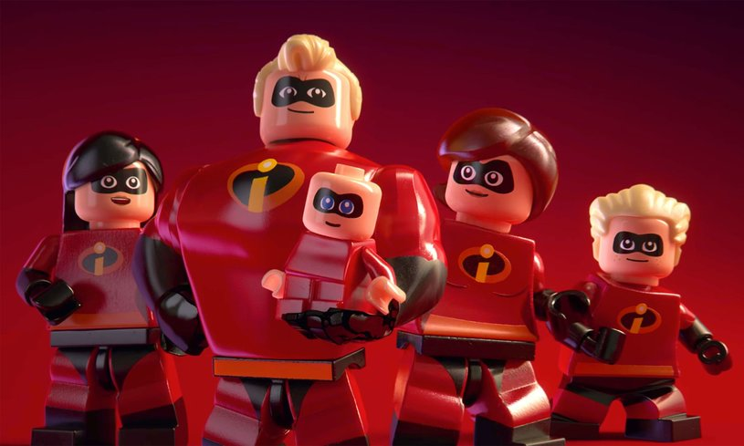 "The game is on the cartoon ""the Incredibles"" in the interpretation of the LEGO will be released for macOS"