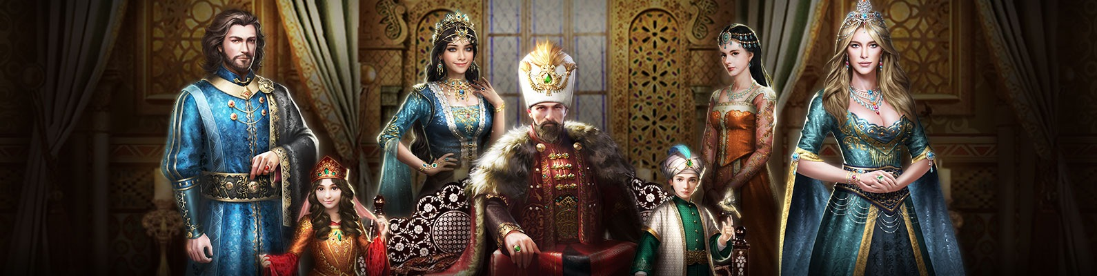 """The great Sultan"": the historical game with the most aggressive advertising in social networks"