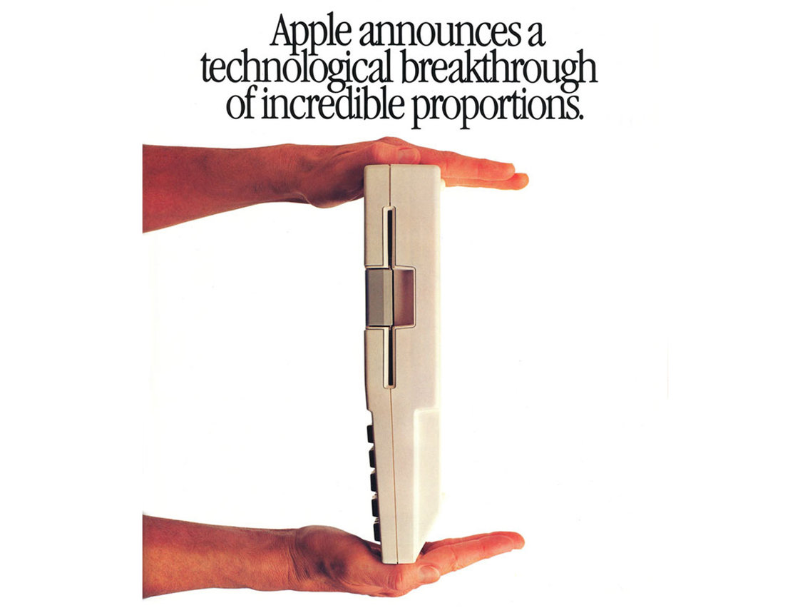 How varied is the Apple from 1976 to 2018