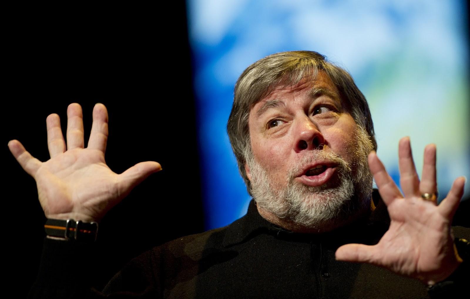 Steve Wozniak: Steve jobs would be proud of Apple