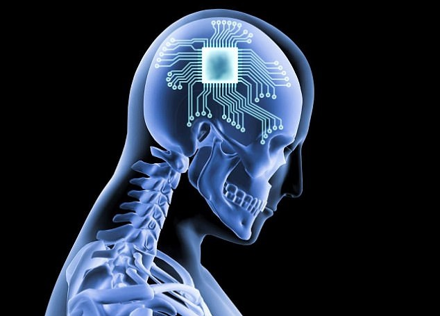 With a brain implant BrainGate2 the paraplegic will be able to control gadgets with the power of thought