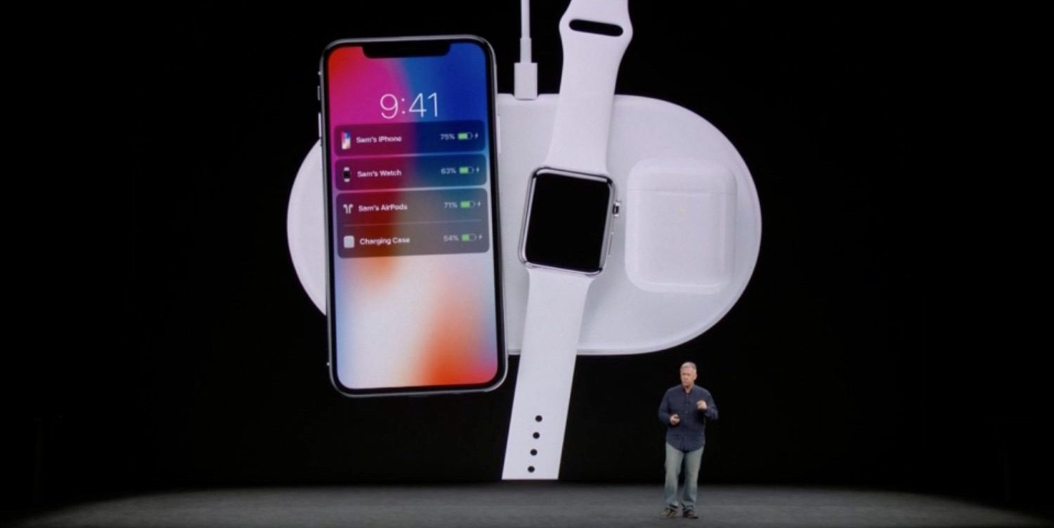 """Apple is preparing to release AirPower and """"wrapped in the display,"""" iPhone"""