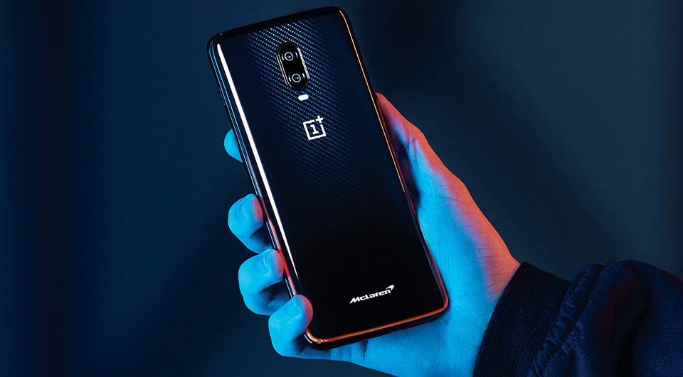 Unique than a special version of the OnePlus 6T McLaren Edition