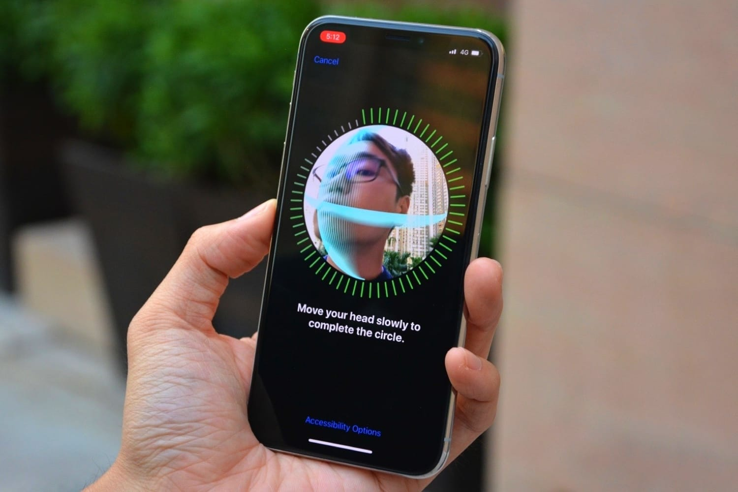 Apple may release an iPhone with Face ID and Touch ID