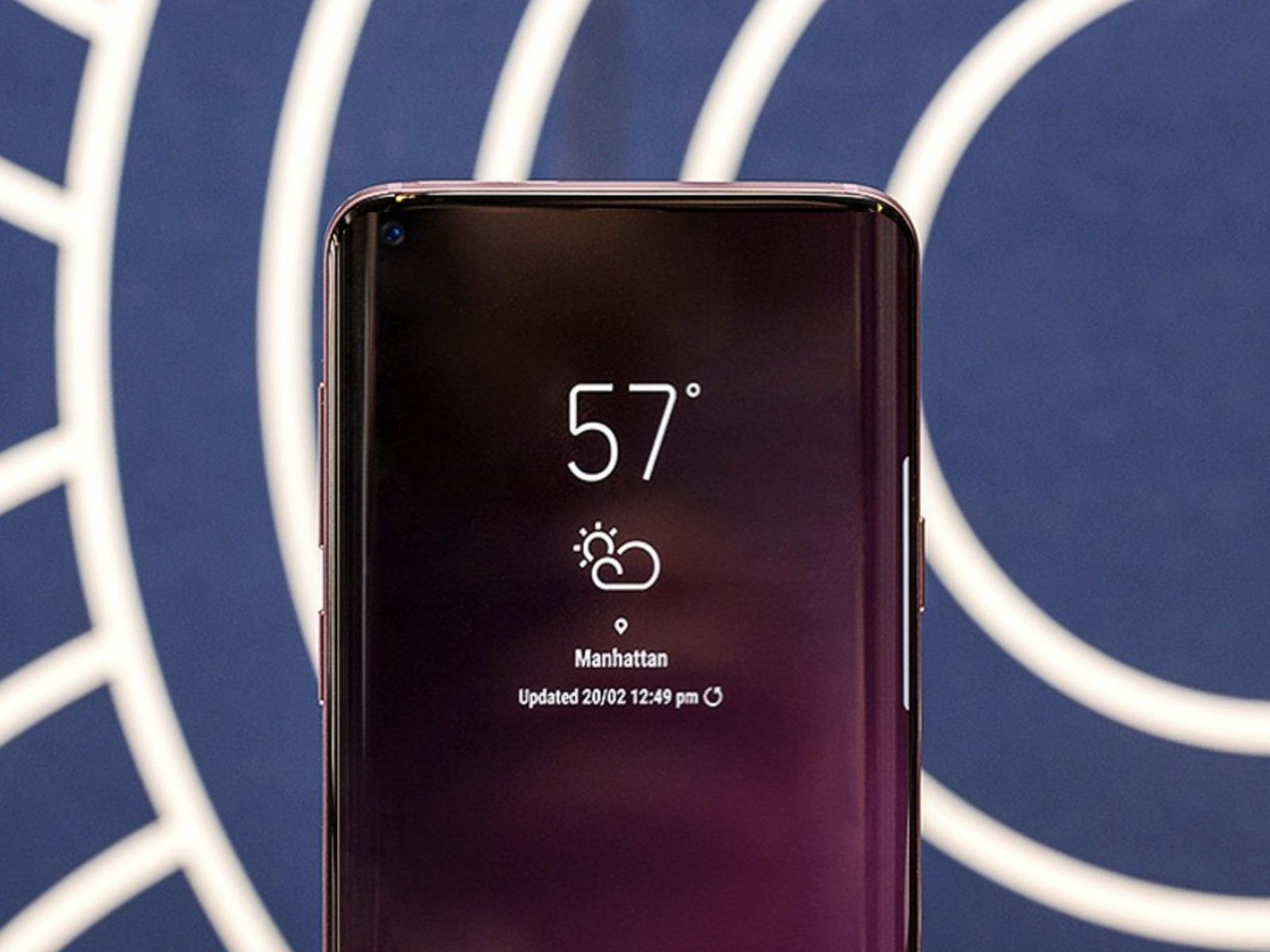 In the network appeared the new video with Samsung Galaxy S10