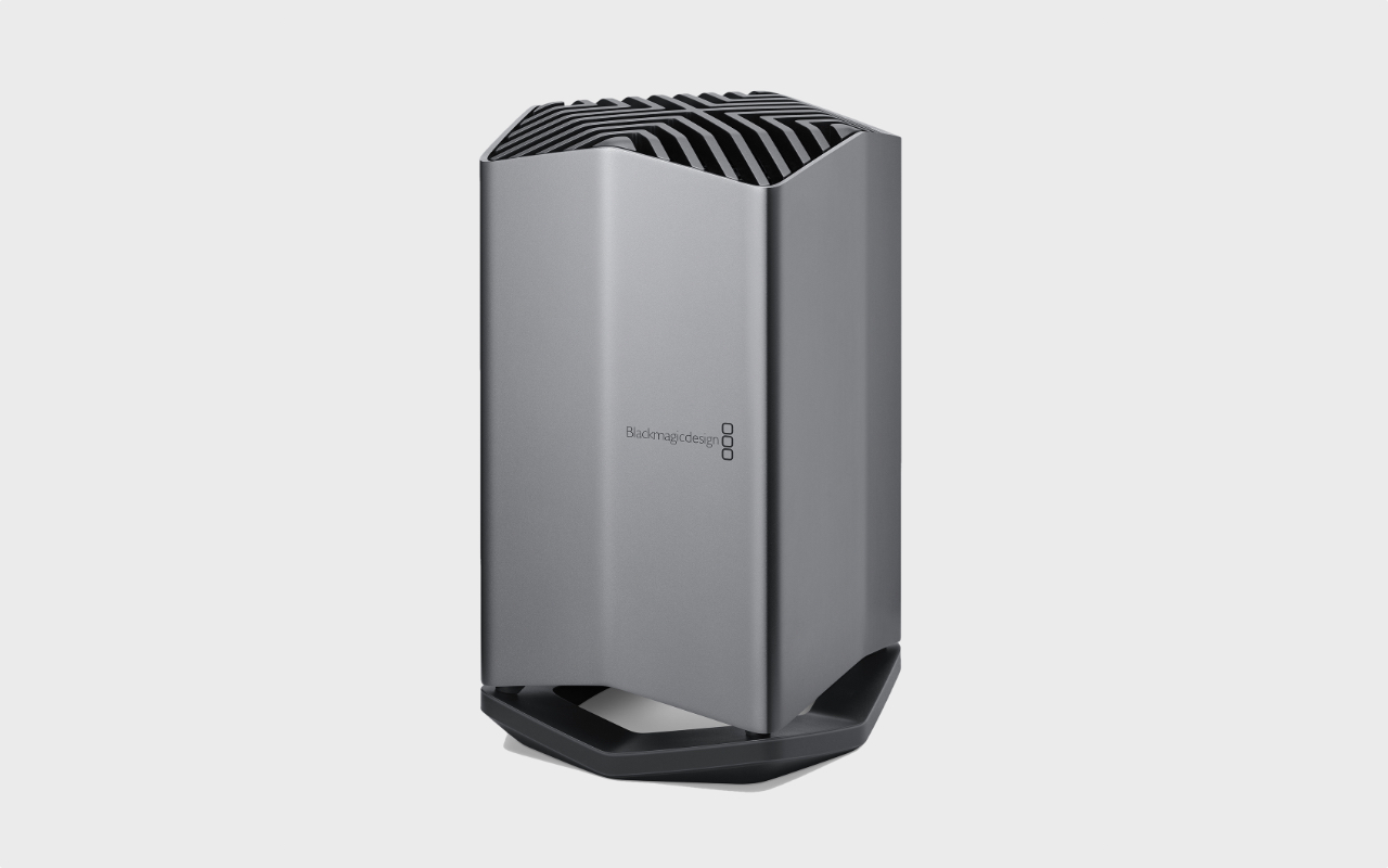 Apple started selling Blackmagic eGPU Pro for $ 1199