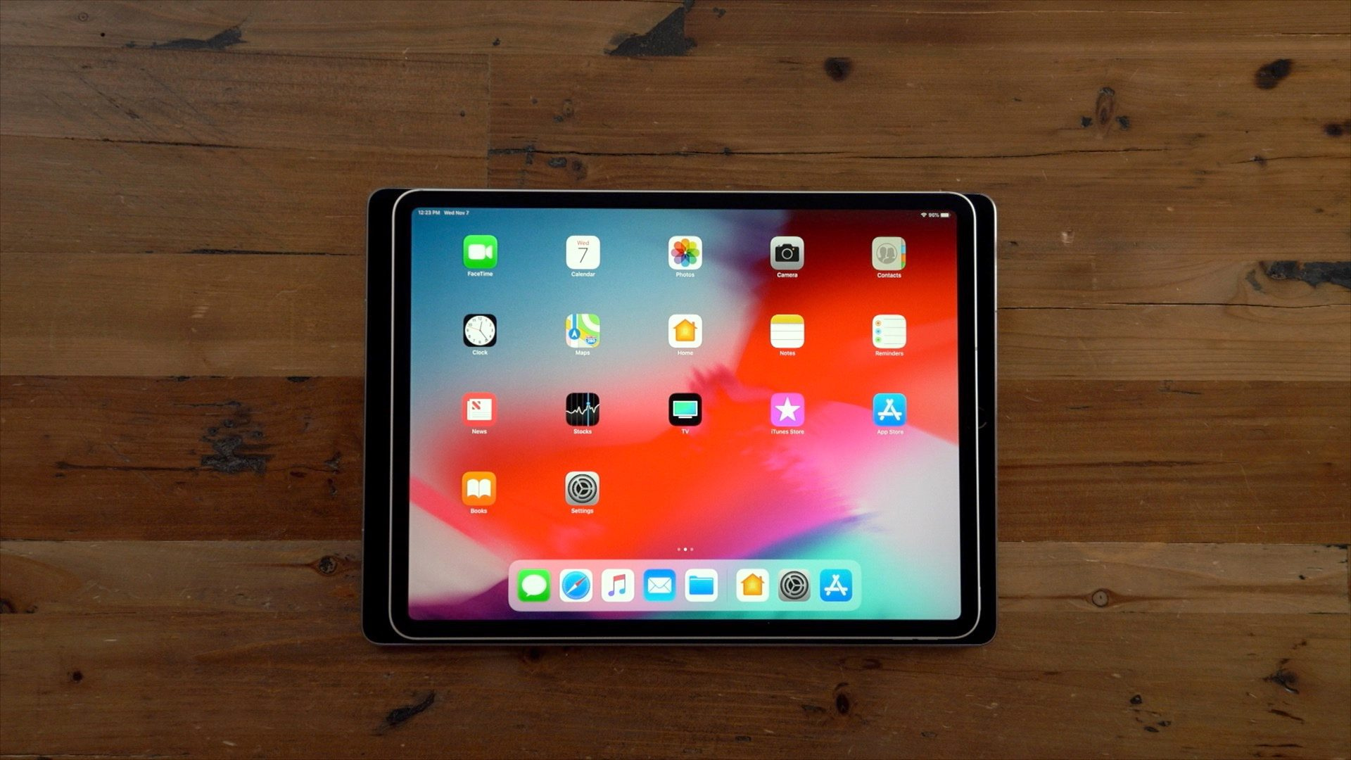 Vice President of Apple said that the new iPad Pro will exceed all quality standards