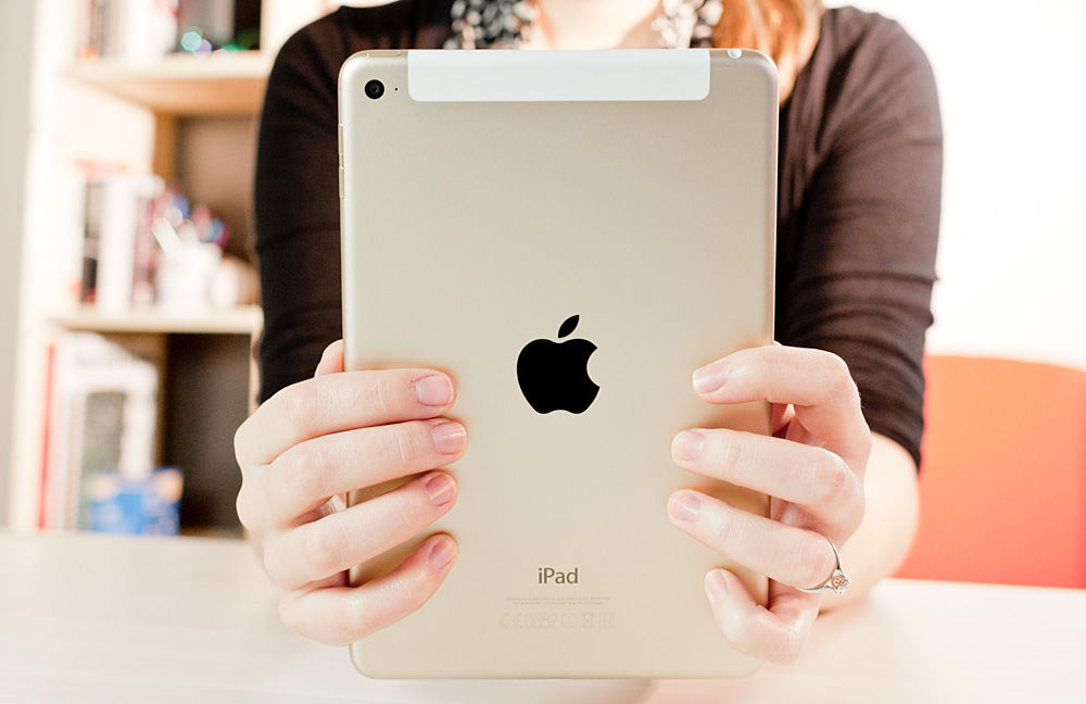 In 2019 there will be a new budget iPad and iPad mini 5