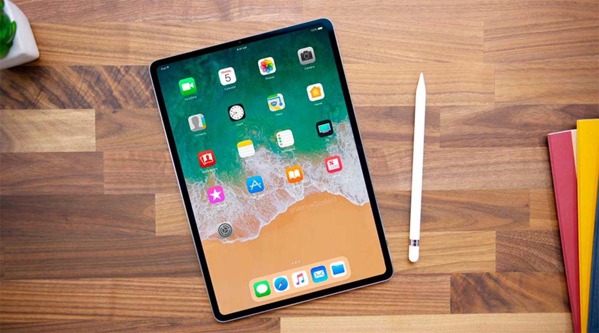 Apple: iPad Pro 2018 is easy to bend, but this is not a defect