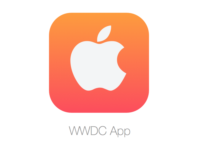 Apple updated its WWDC app for six months prior to the conference
