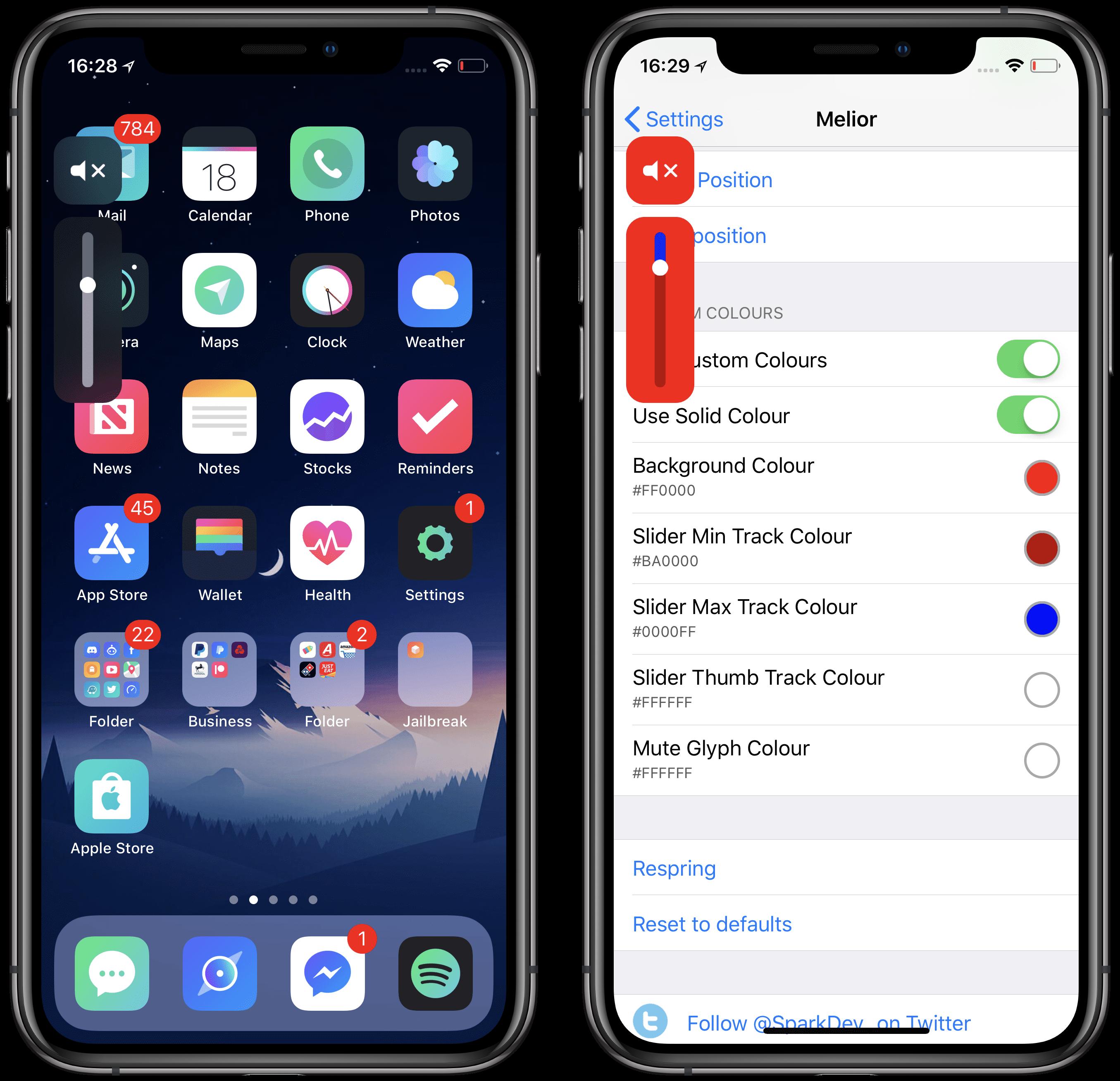 Five useful jailbreak tweak for iPhone jailbreak