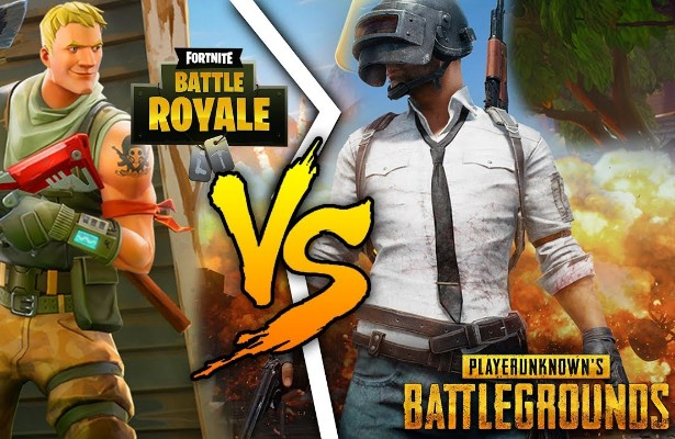 Mobile version PUBG caught up with Fortnite by number of players