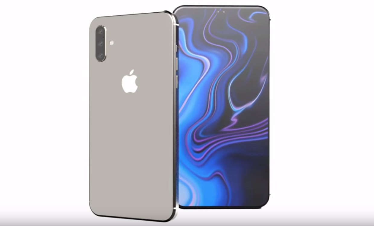 iPhone 2019: first video render
