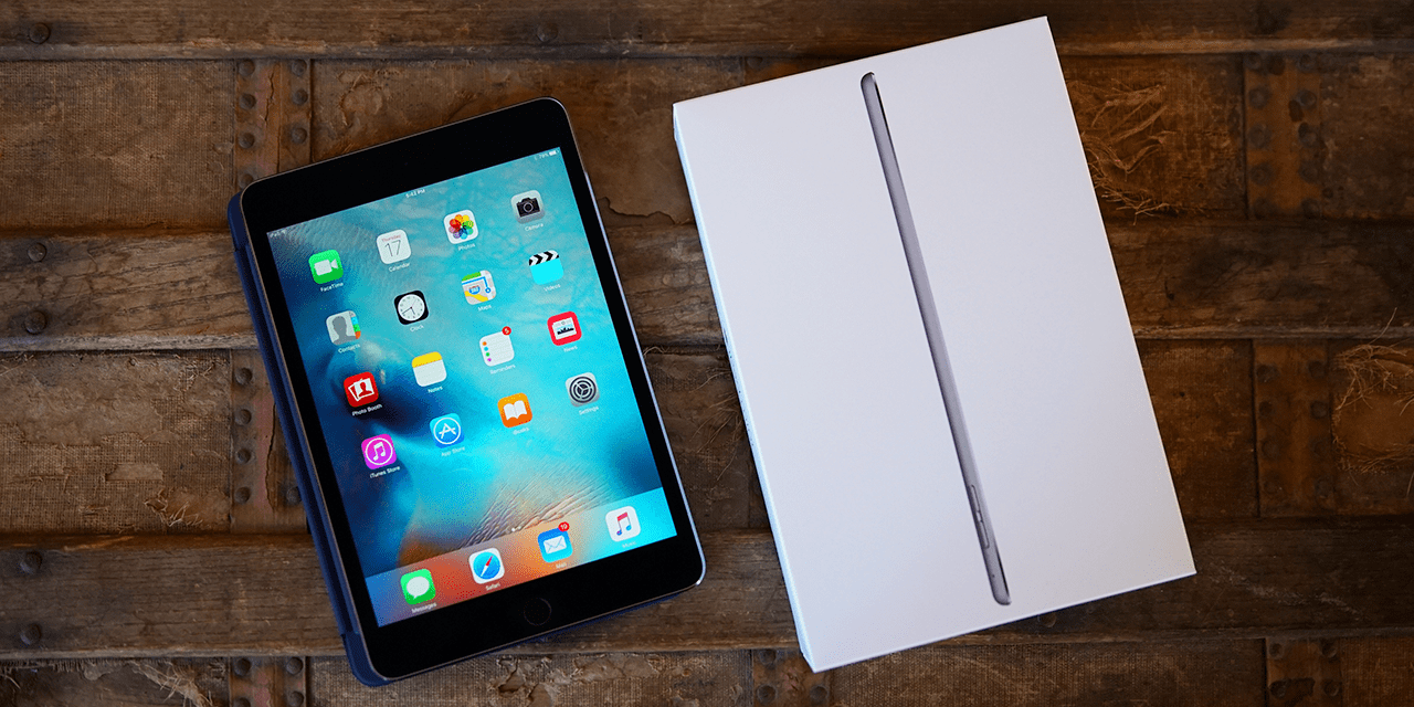 iPad mini 5 will get dual core camera