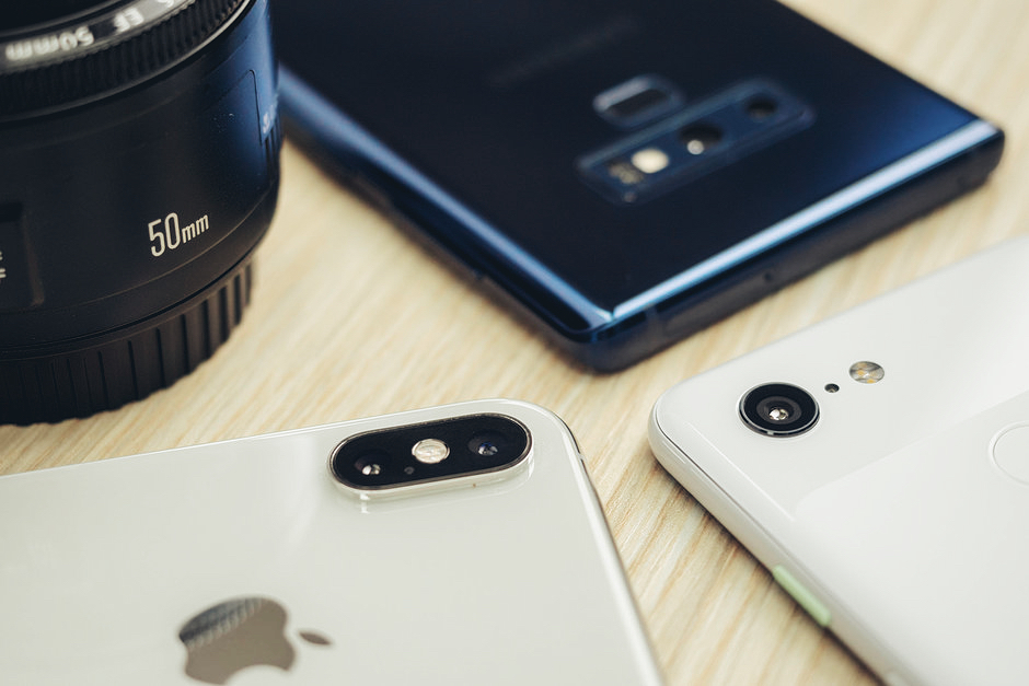 Than smartphone makers surprised us in 2018