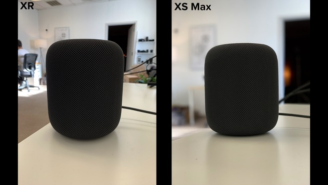 Comparison: can the iPhone XR to compete with the iPhone XS in photo quality