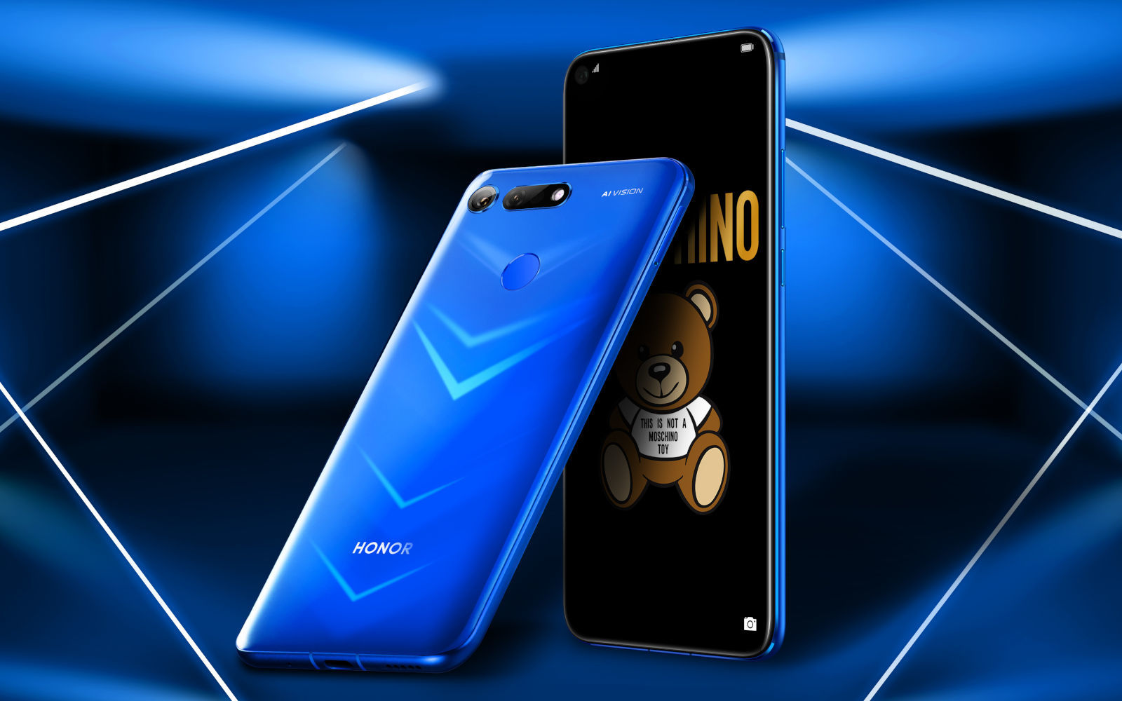 "Honor will release a ""leaky"" View 20 Moschino Edition"