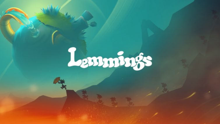 "Sony revived the classic game ""Lemmings"" in the form of free-to-play puzzle for smartphones"