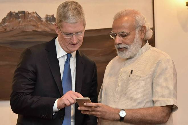 Apple hopes to find a compromise with the Indian authorities and yet to open in the country Apple Store