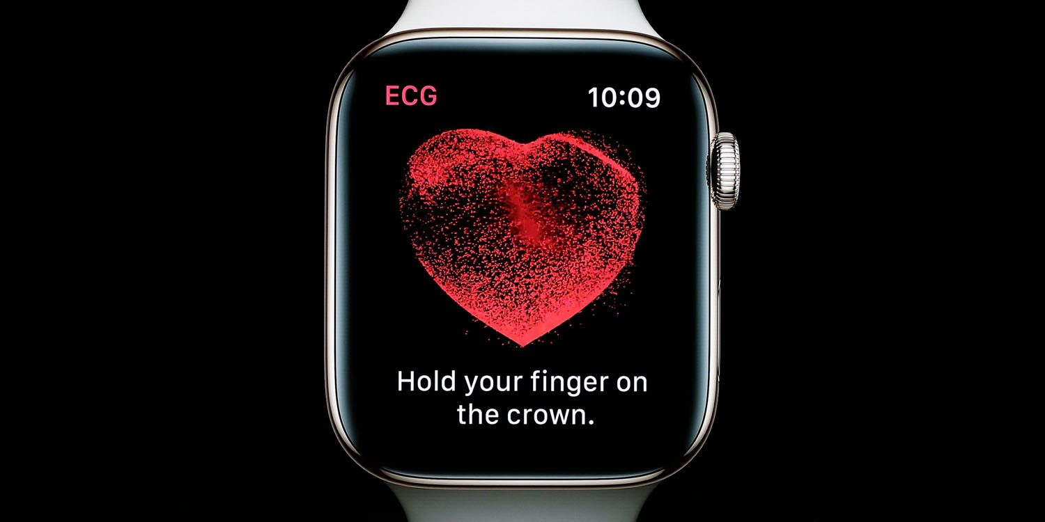 Using ECG in the Apple Watch in Canada remains in question