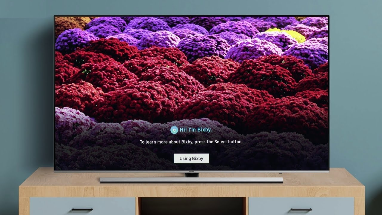 Samsung adds smart TVs 2019 assistant Google