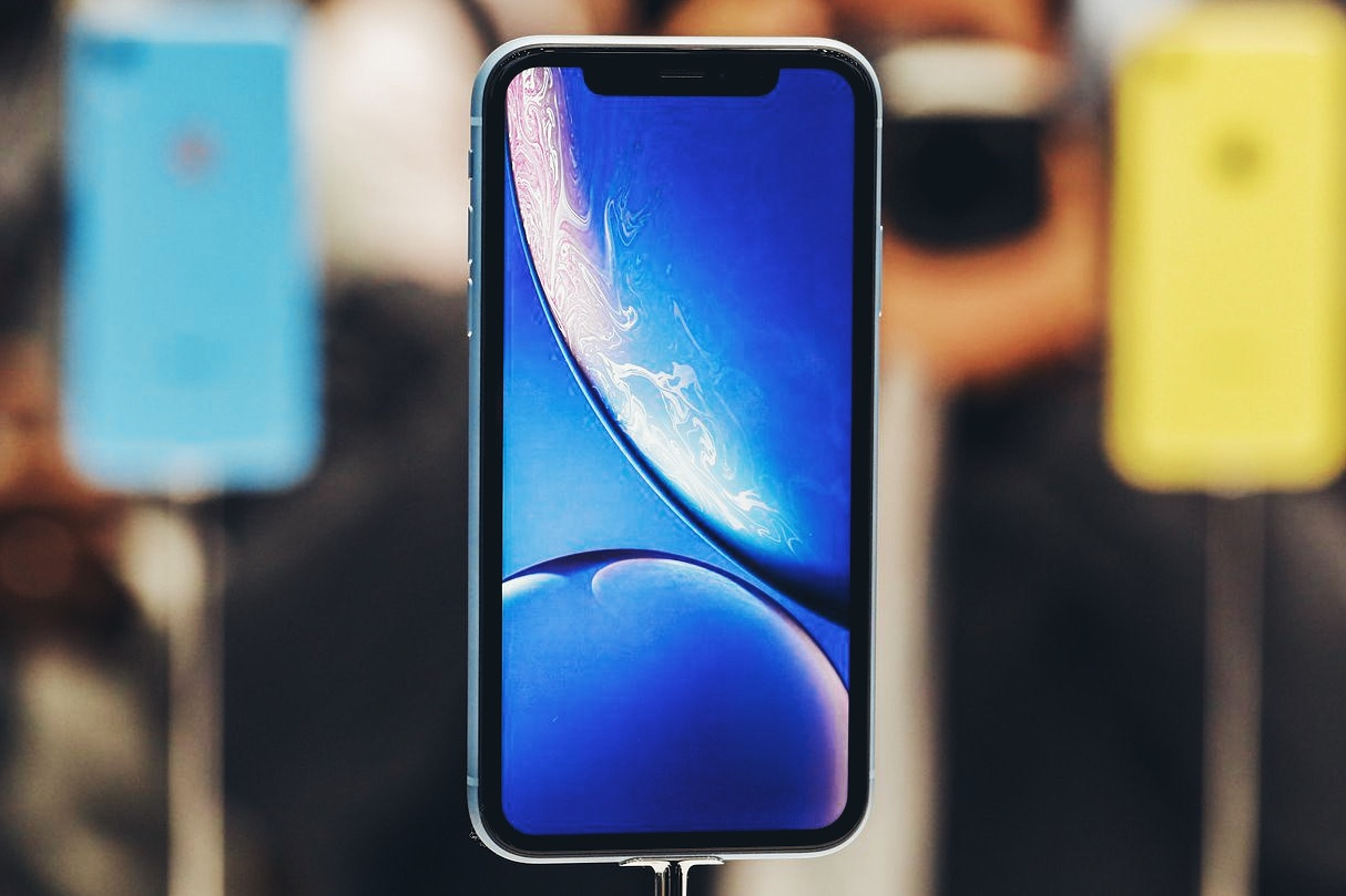 iPhone XR ahead of the popularity of the iPhone XS