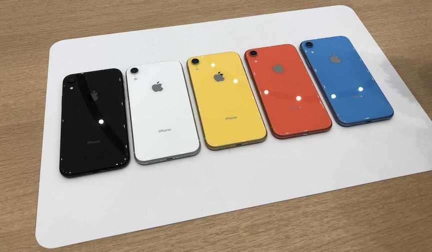 iPhone XR called the main problem of Apple. This is nonsense stupid analysts