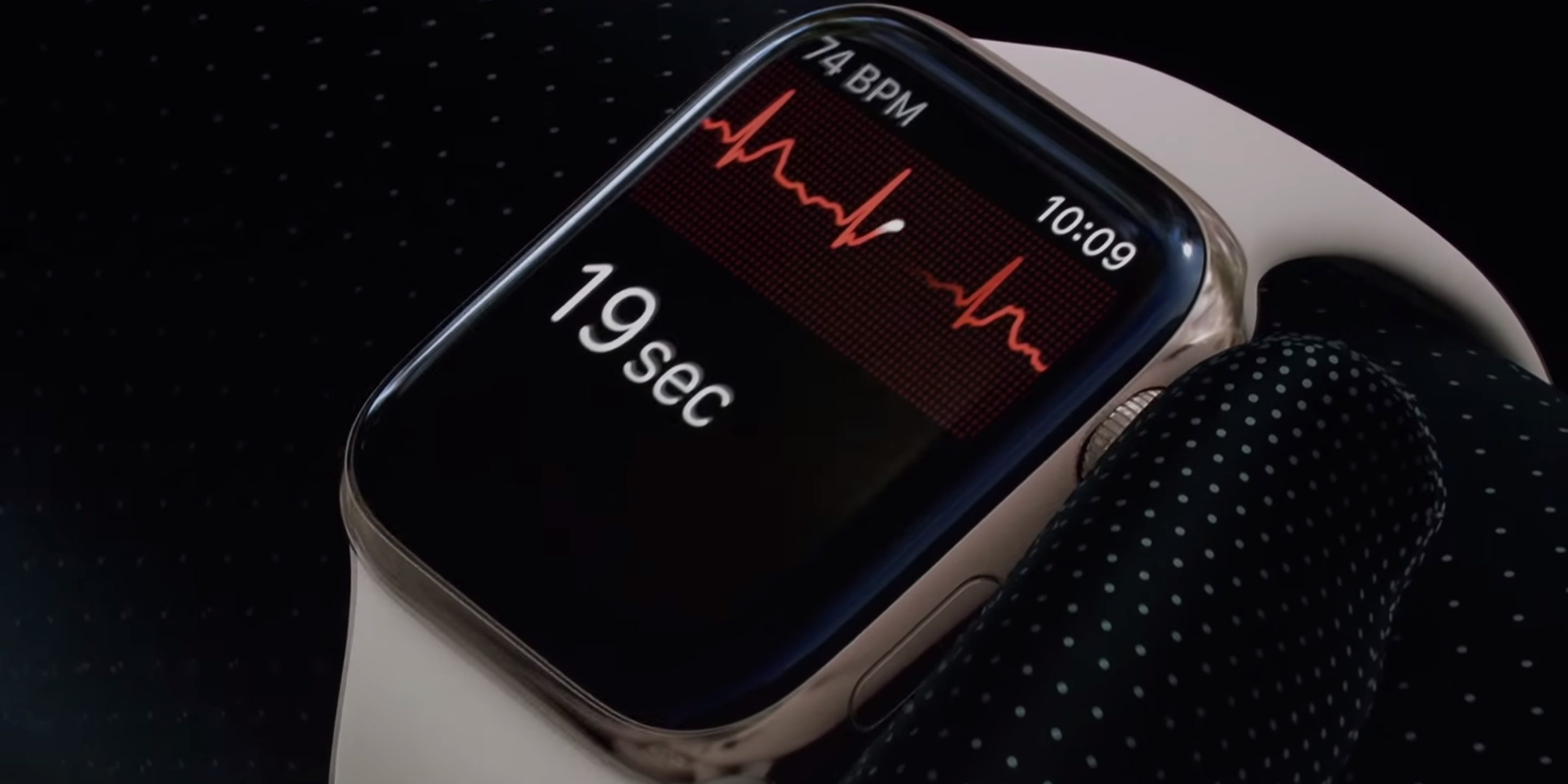 Apple Watch Series 4 again saved the man's life