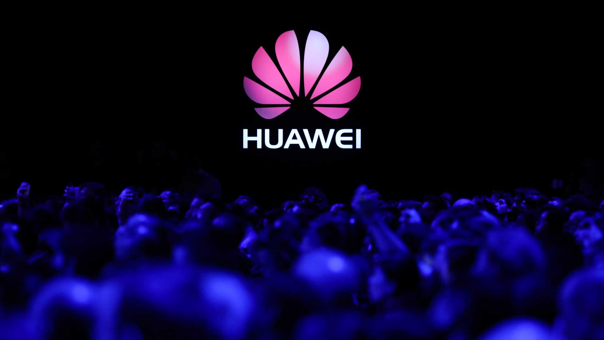 Huawei has reduced staff for publication on Twitter with iPhone