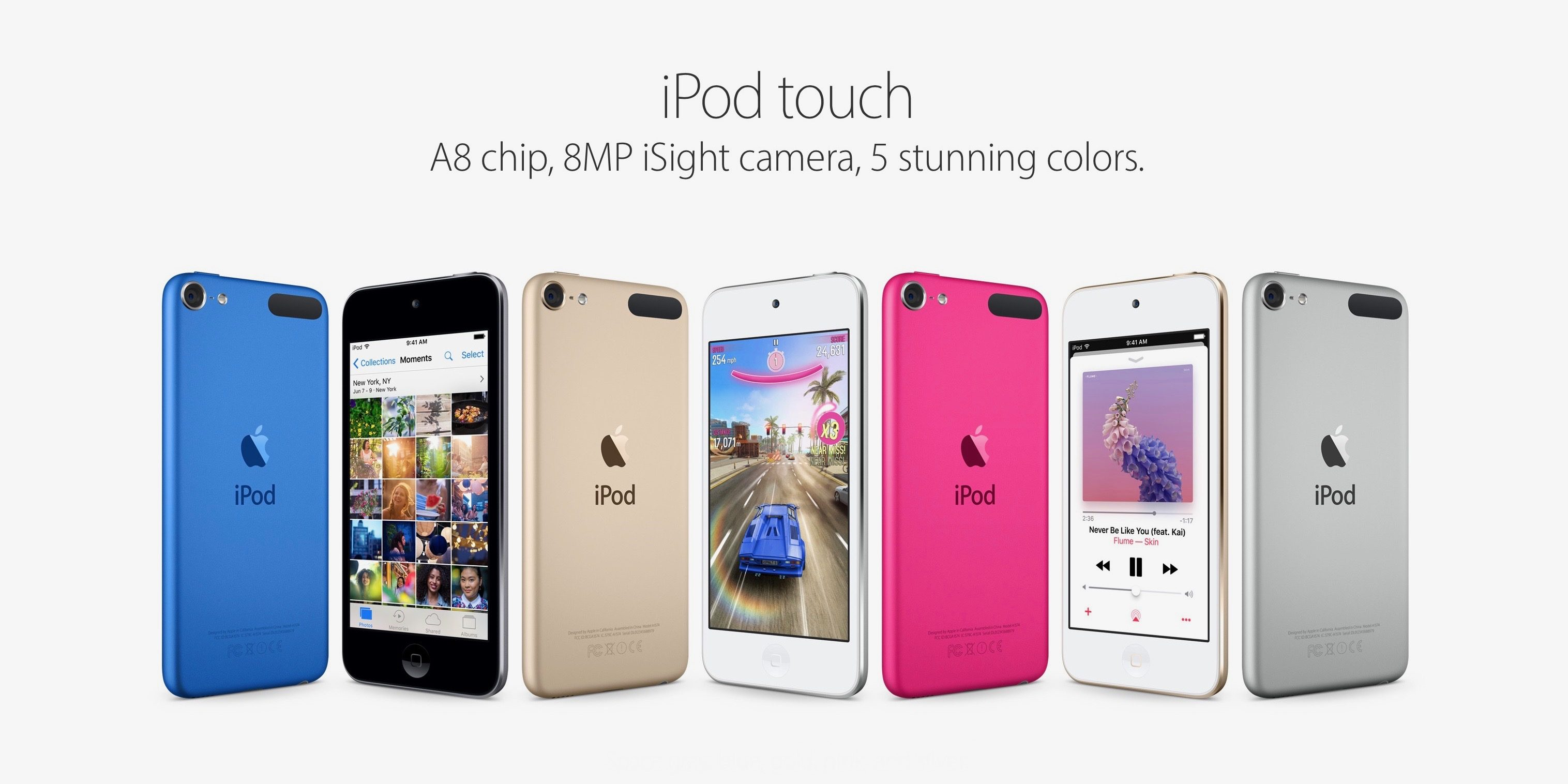 Macotakara, Apple will release a new iPod Touch and replace the Lightning-to-USB-C in iPhone 2019