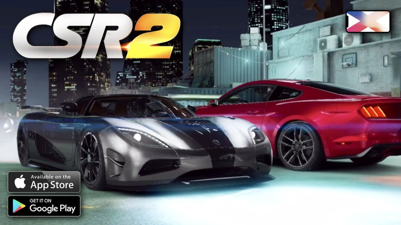 CSR 2: drag racing, which is disappointing