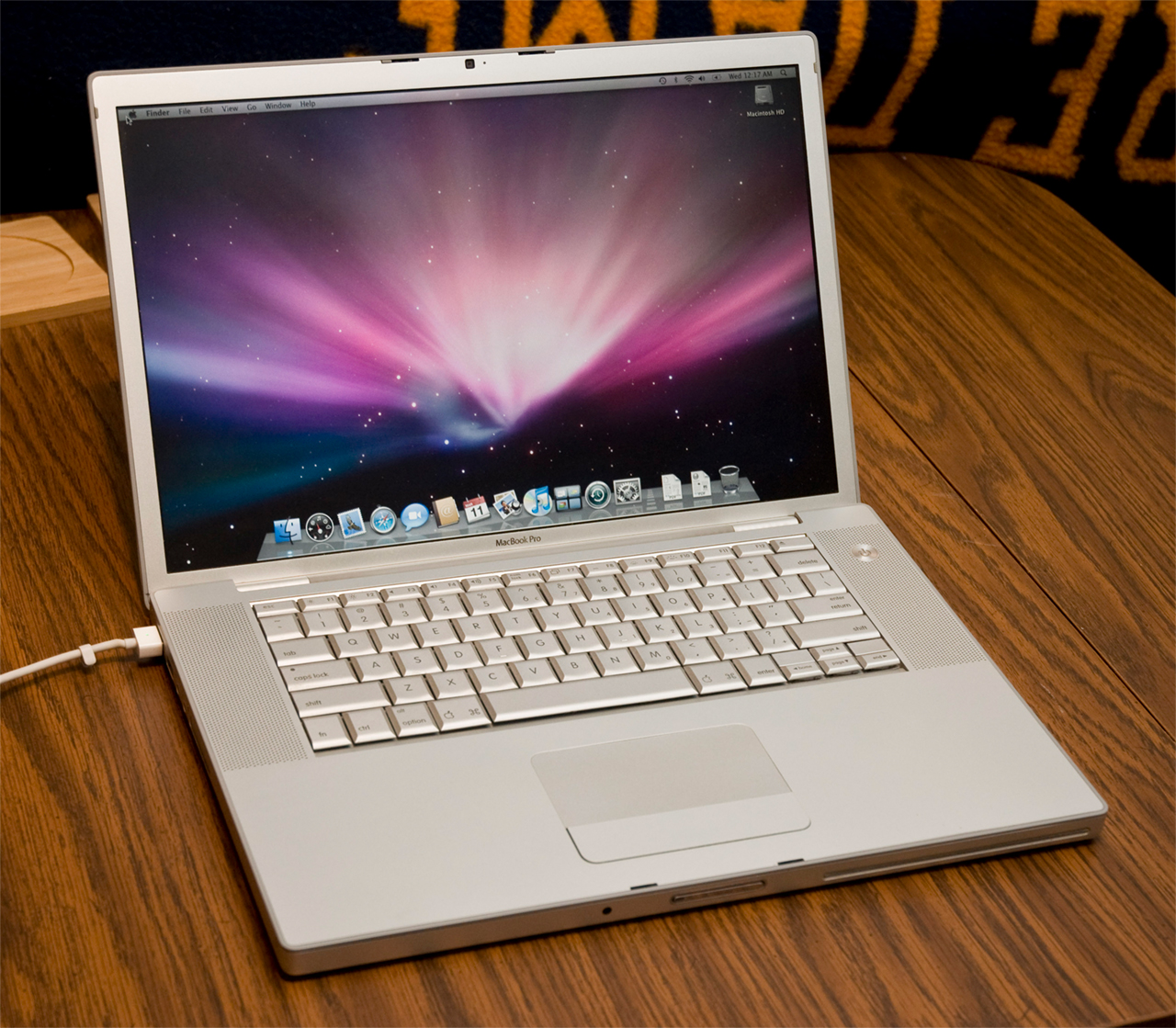 MacBook Pro was 13 years old