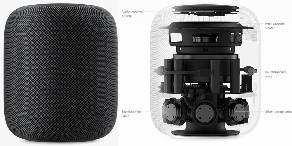 Apple officially announced the start of sales of the HomePod in China