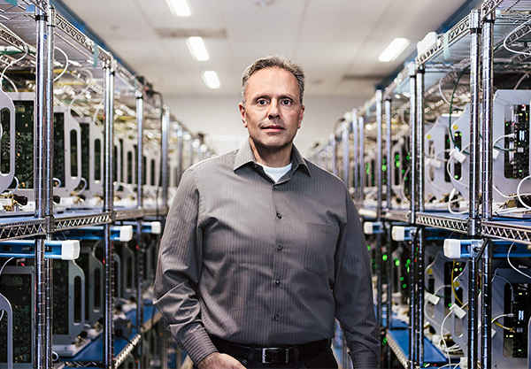The next CEO of Intel can be a top Apple Executive jony Srouji