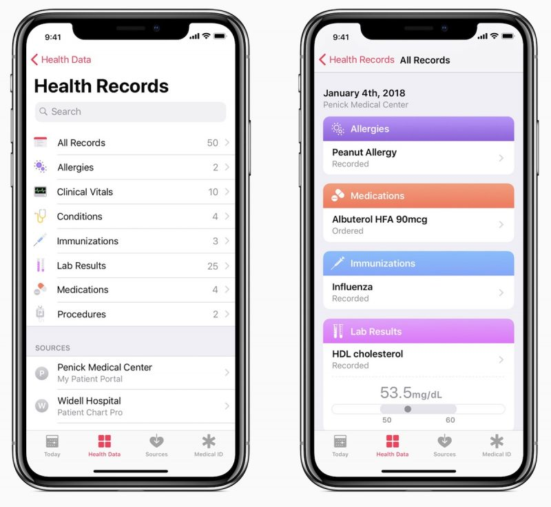 Why Apple users Health Records satisfied with this service