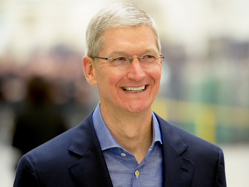 Tim cook tisera new Apple services, which will appear in 2019